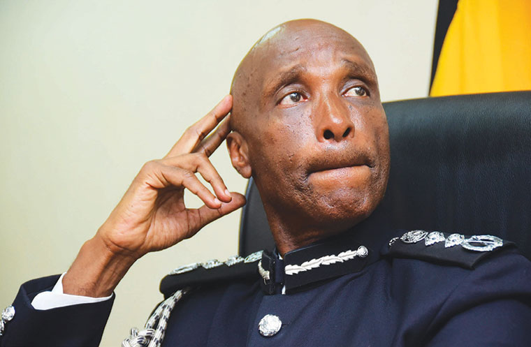 Gen. Kale Kayihura this week was sanctioned the united states department of state and foreign affairs