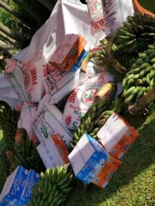 food items for the needy
