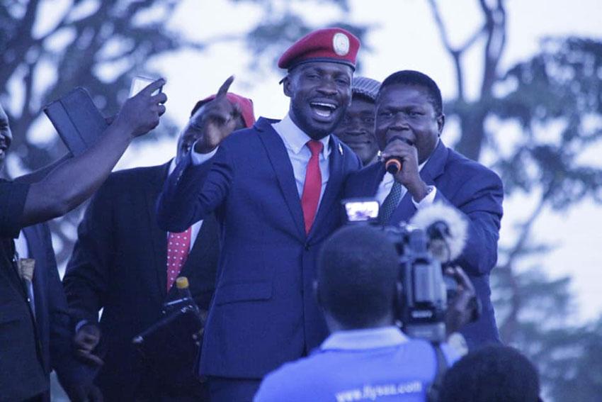 Nobert Mao warns Bobi wine against self-seeking individuals – Ekyooto Uganda