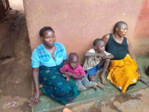 The widows,